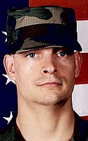 Army Spc. Eric D. King  Died April 22, 2006 Serving During Operation Iraqi Freedom  29, of Vancouver, Wash.; assigned to the 1st Squadron, 67th Armored Battalion, 2nd Brigade Combat Team, 4th Infantry Division, Fort Hood, Texas; died of injuries sustained April 22 when an improvised explosive device detonated near his Humvee causing a fire during combat operations in Baghdad.