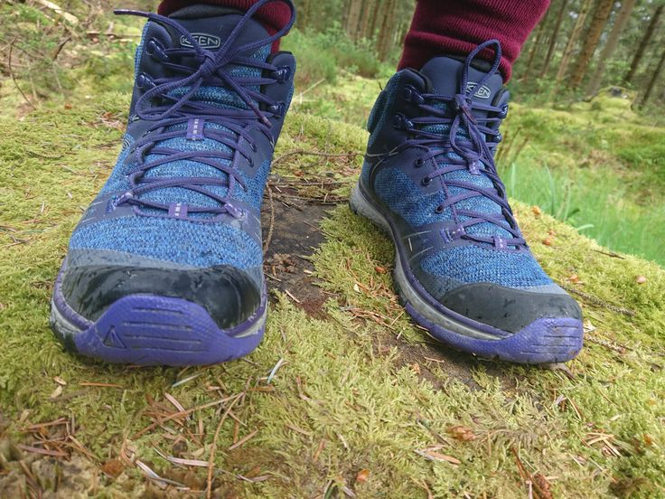 Keen Terradora ladies hiking boots
