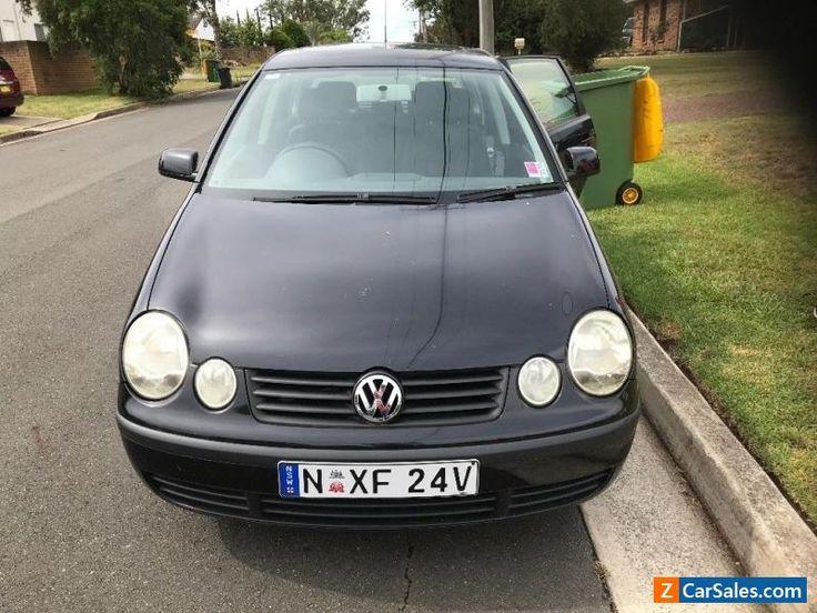 2003 vw polo 1.4L #vwvolkswagen #polo #forsale #australia