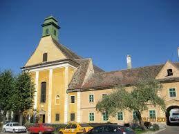 Imagini pentru biserica terezian sibiu