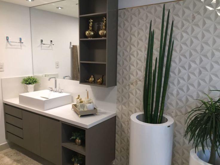 Busca imágenes de diseños de Baños estilo moderno de KOSH Arquitetura & Interiores. Encuentra las mejores fotos para inspirarte y crear el hogar de tus sueños.