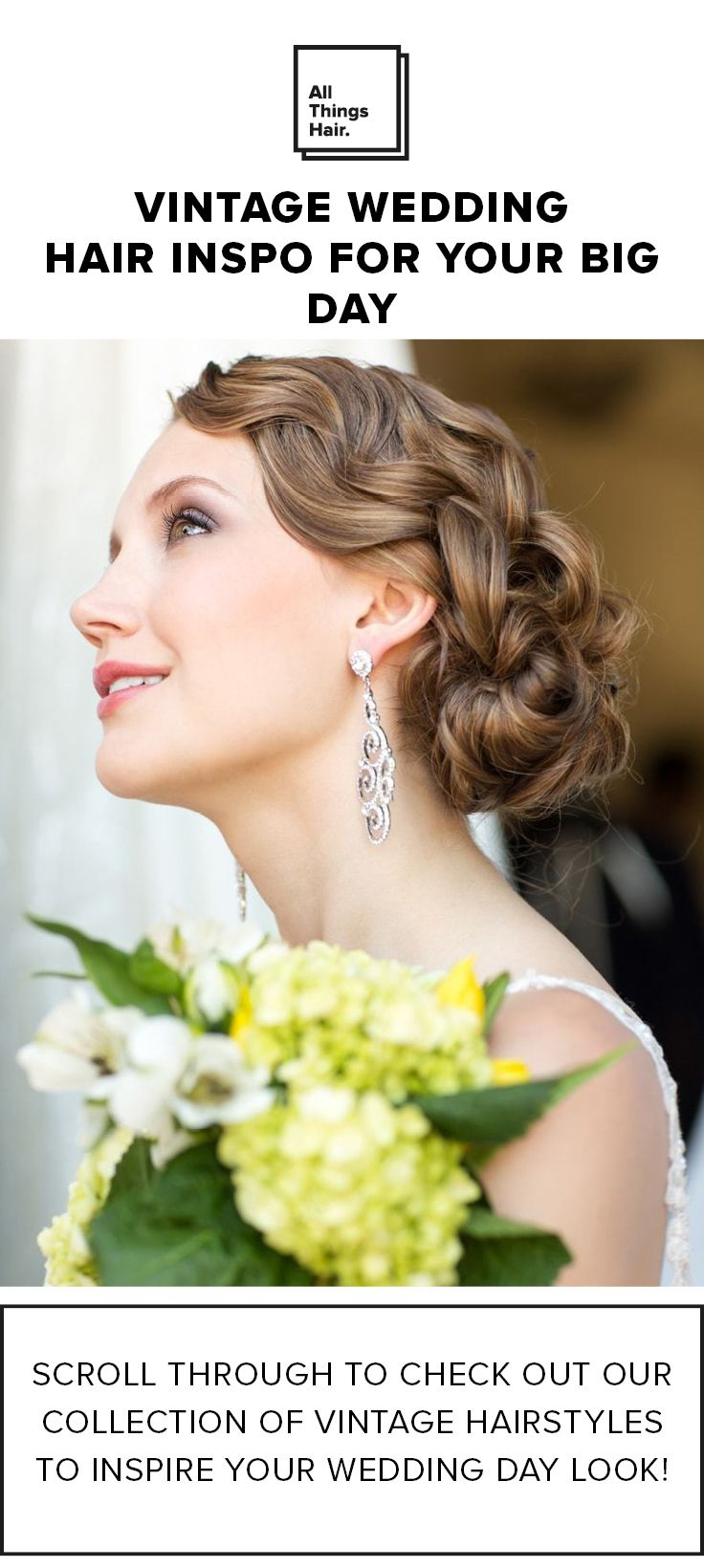 best 12 bridal hairstyles images on pinterest | bridal hairstyles