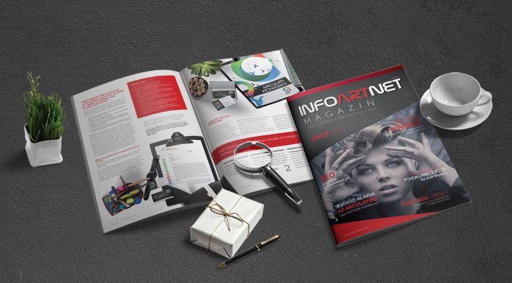 Hasznos, szép és gyönyörűen mutat a vevőd asztalán! Ma már a MAGAZIN is menő! Mire kell számítanod, mennyi munkát igényel, és milyen buktatói vannak, ha eldöntötted, hogy a marketingedet megtámogatod egy céges Magazinnal! Olvasd és indítsd el saját magazinod! Corporate identity #logo, #design #business; #arculat; #cégarculat