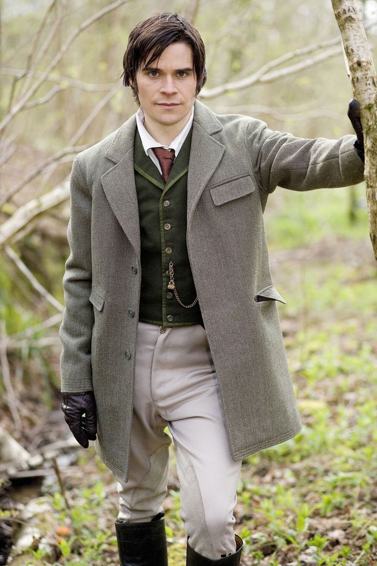 Hans Matheson as Alec Durberville, a terrible, complicated Thomas Hardy character from Tess of the D'Urbervilles. I've never seen this character portrayed as well as Matheson manages to do it. He invests a bad man with soul.