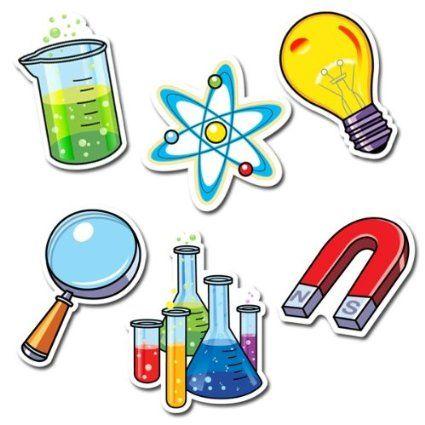 Creative Teaching Press Science Lab Designer Cut Outs