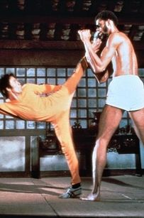 Fight with Kareem Abdul-Jabbar? No problem. | 28 Reasons Why Bruce Lee Was Better Than Your Favorite Superhero
