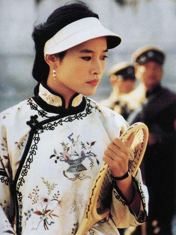 Joan Chen, in The Last Emperor (1987)