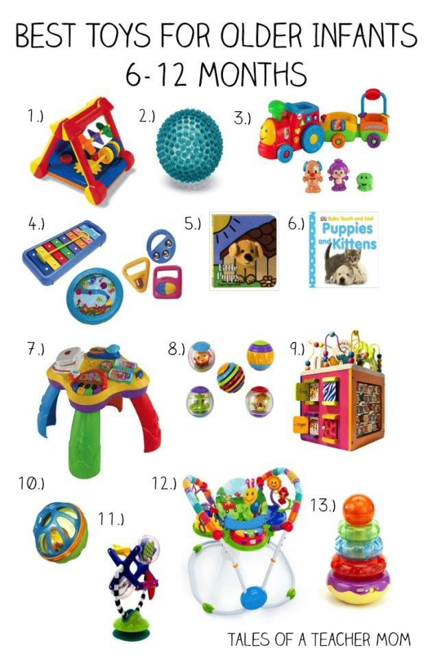 25 Bestes Spielzeug Fur Altere Kinder 6 12 Monate Tolle Geschenkideen Toys By Age 12 Month Baby Toys Baby Christmas Gifts
