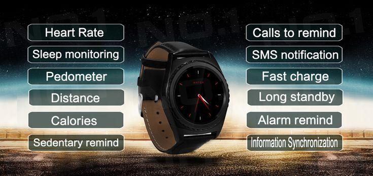 NO.1 S5 Smart Watch, Special Offer from Gearbest  @   $39.99  http://www.mobilescoupons.com/gadgetsaccessories/no1-s5-smart-watch-special-offer-from-gearbest