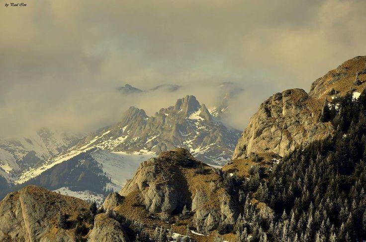 Ciucas Mountains, Romania (by Paul Ion)