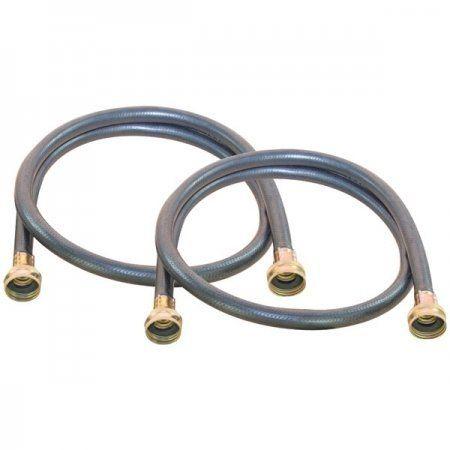 washing machine hose burst protection