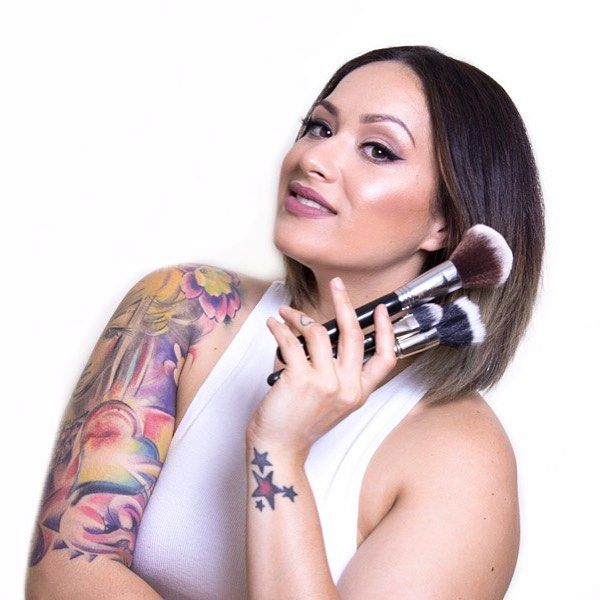 Meet the face behind ATIK Beauty!  I'm Nikita (@nikitaperemakeup) and have been a Makeup Artist for 7years. I absolutely love helping women (and men) feel beautiful and confident, and I'm so passionate about providing each of my clients with a unique experience! This is why I have created ATIK Beauty. I wanted to create an environment for you to get red-carpet ready with your girlfriends while sipping Vino and vibing out in my studio to whatever playlist gets you going! Who said personal…