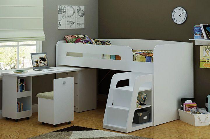 37 Best Bunk Beds Images On Pinterest Child Room