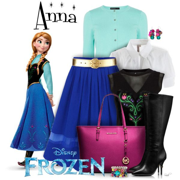 Anna - Polyvore set by of-simple-things
