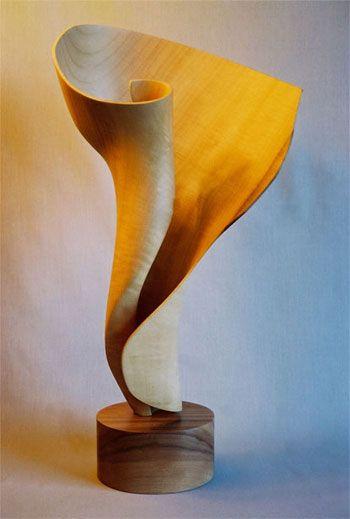 John McAbery Wood Sculptures