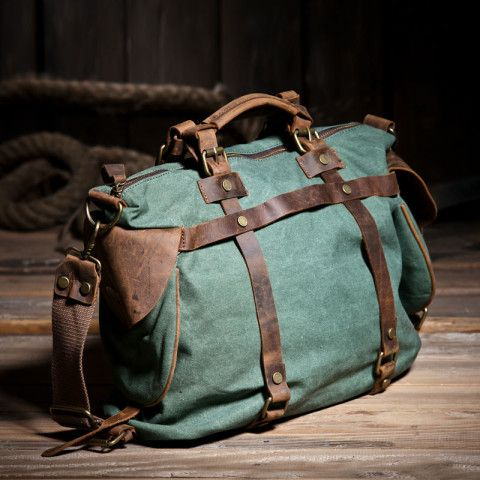 canvas weekender bag-for mommy for Ireland!                                                                                                                                                      More