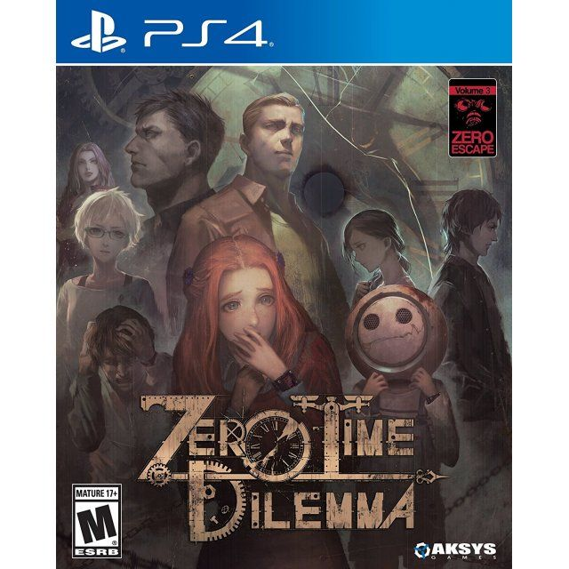 zero escape zero time dilemma dilemma ps vita games ps4 games