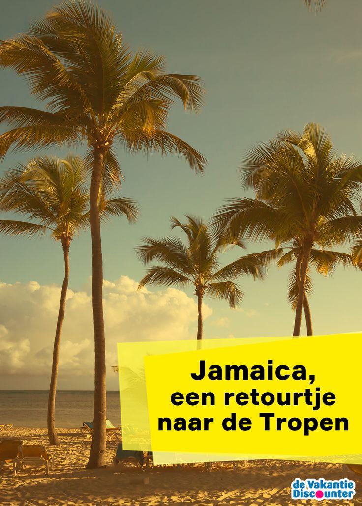 Parelwitte stranden, lekker weer, een ongedwongen sfeer, vrolijke muziek en prachtige hotels… Jamaica heeft met de schitterende palmboomstranden en een aangenaam subtropisch klimaat alles in huis voor een tropische vakantie. Maar wist je dat er meer ingrediënten zijn voor een tropische vakantie op Jamaica? Wij zetten ze voor je op een rijtje.