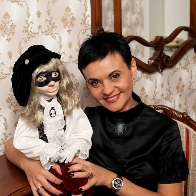 Интервью с Ольгой Гречухой, популярным кукольным мастером (Украина, Запорожье) - http://arthandmade.net/articlesitem?id=51