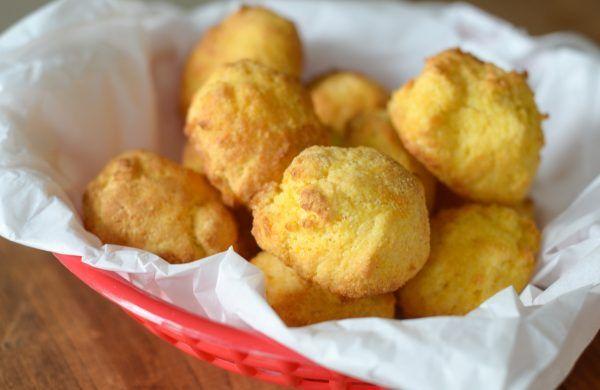 Air Fryer Hush Puppies Recipe Air Fryer Recipes Food Air Fryer Fish Recipes