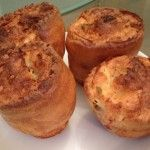 A delicious gluten free yorkshire pudding