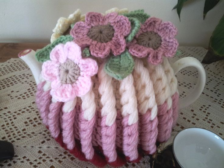 17 Best Tea Cozy Images On Pinterest Free Crochet Crocheting