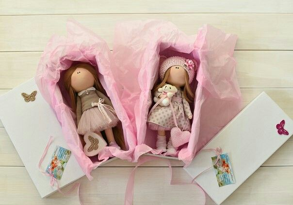 Упаковка для куколок