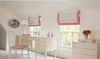 pink wallpaper: not your little girl's pink....