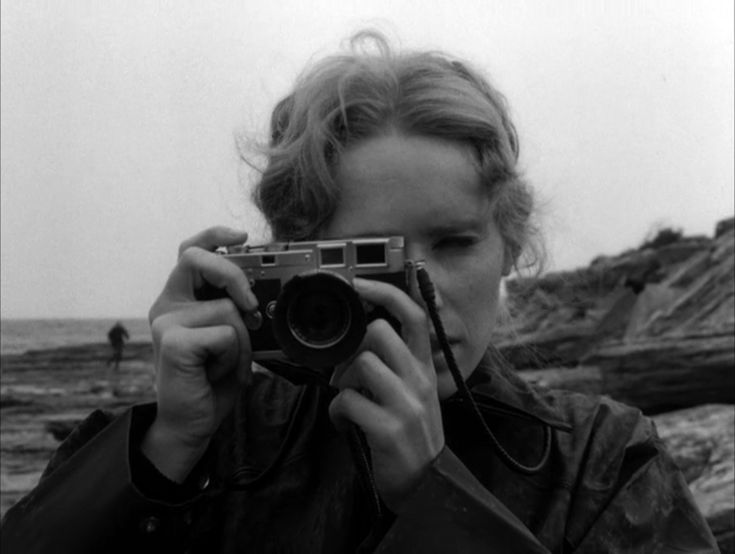 Ingmar Bergman • From Persona Liv Ullman 1966