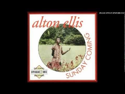 "Alton Ellis ""Joy In The Morning"""
