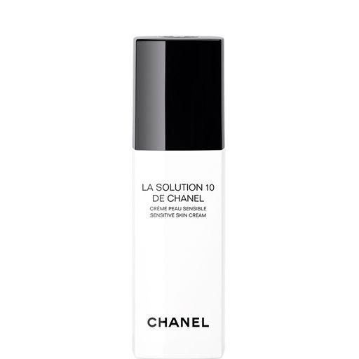 CHANEL - LA SOLUTION 10 DE CHANELSENSITIVE SKIN CREAM More about  #Chanel on http://www.chanel.com