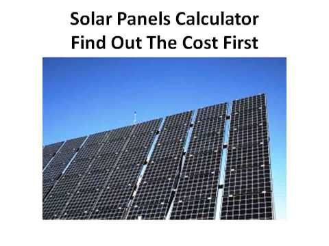 Check out this blog post about Solar Panels we just added at http://greenenergy.solar-san-antonio.com/solar-energy/solar-panels/rv-solar-panels-sharp-solar-panels-solar-power-information-whats/