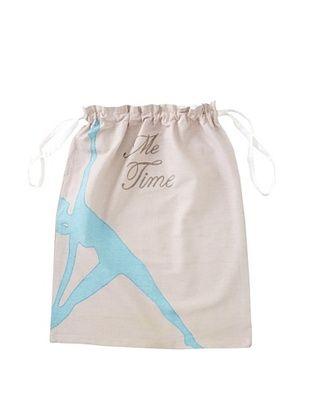 71% OFF Aviva Stanoff Me Time Laundry Bag, White/Blue
