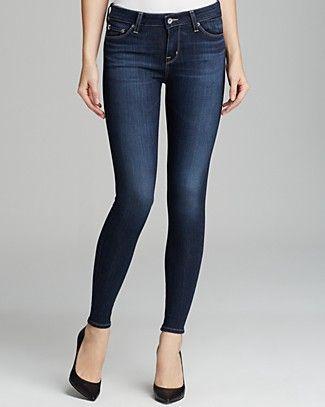 Big Star Jeans - Ava Mid Rise Skinny in Harmony Medium | Bloomingdale's