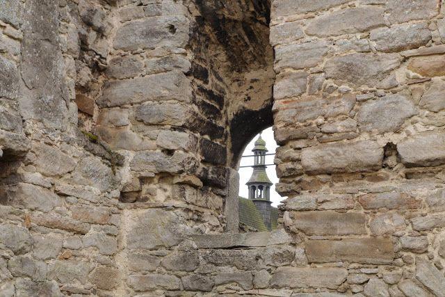 fotos&travels : W ruinach średniowiecznego szpitala