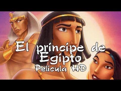 Cuentos infantiles: El Principe de Egipto - pelicula dibujos HD Castellano