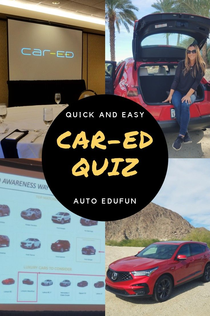 Why I Loved Learning About Car Education With Car Edcom At The