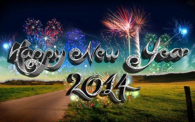 Happy New Years 2014 Wallpaper Dekstop Free