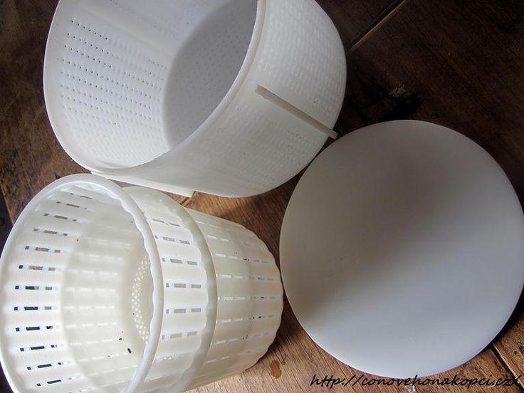 Sýry doma – díl 1. materiální vybavení