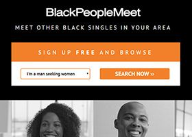 Blackpeoplemeet search