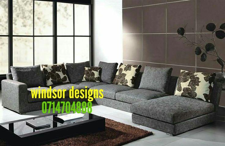 #TimelesshomeSofaDesigns. Sectional CouchesFurniture DesignHome  DesignAmazingNairobiHandmade FurnitureShopKenyaIdeas