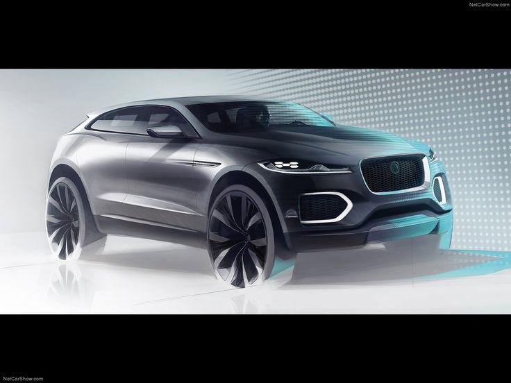 Jaguar-C-X17 Concept 2013