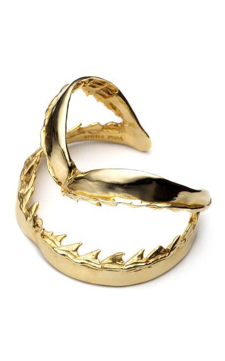 Golden Bite bracelet