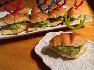 delish in a dish: Shrimp Sliders #LMDConnector