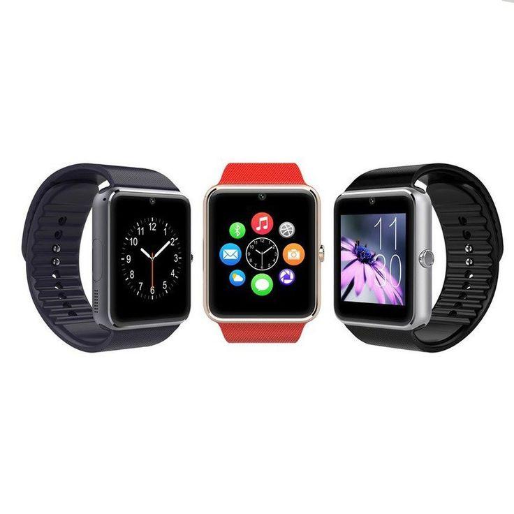 100% baru dan berkualitas tinggi fesyen dan desain ultra-tipis 1.54 inci layar sentuh kapasitif TFT OGS gambar berkualitas tinggi dengan 2MP kamera 350mAh baterai Li-polimer fungsi selfie anti-kehilangan alat pengukur tidur monitor pengingat menetap dan dll Spesifikasi Product Smart Watch (BT) CPU MTK6260A Storage 128 M  64 M hingga 32GB kartu TF Screen 1.54 inch TFT LCD layar sentuh Resolusi 240x240 piksel Layar sentuh OGS layar sentuh Bluetooth Ver 3.0 Camera 2.0 M? Jenis baterai Baterai…