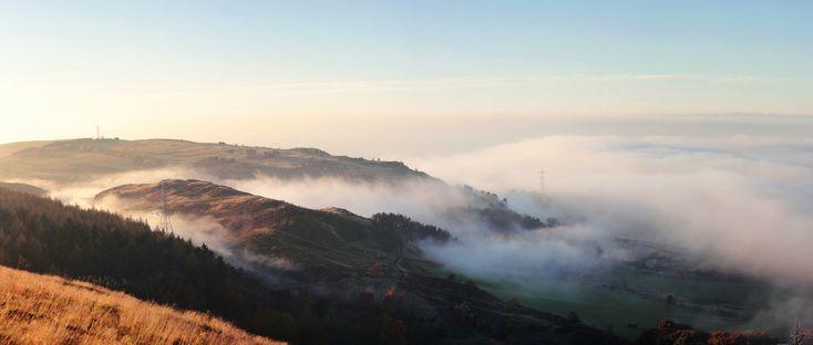 Inversion Above Edinburgh