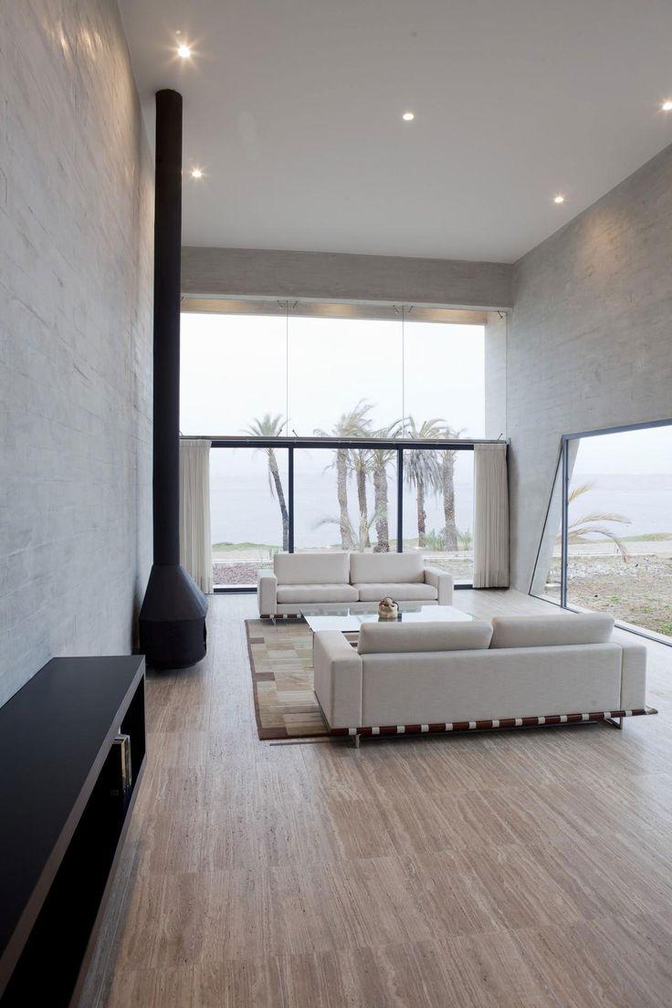 Casa Paracas by RRMR Arquitectos