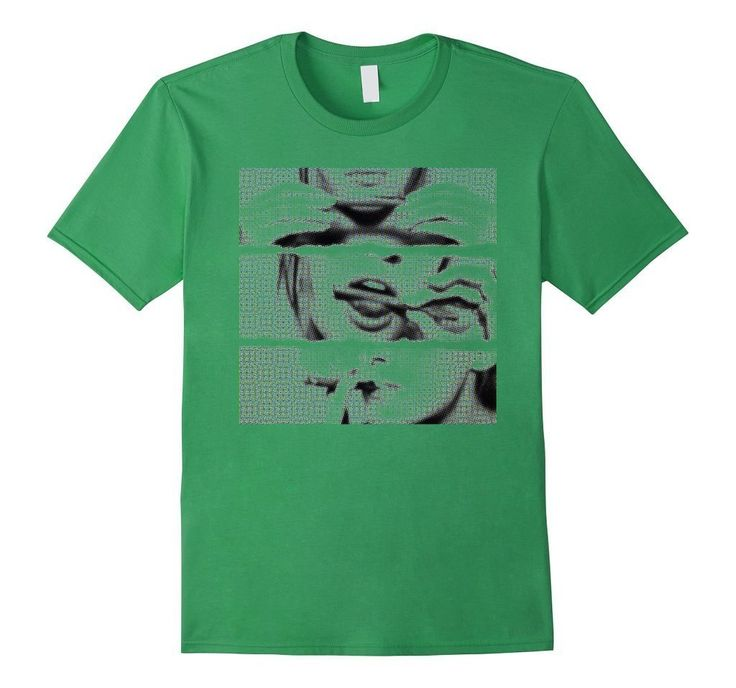 Men's Sexy Girl Rolling Blunt T-Shirt