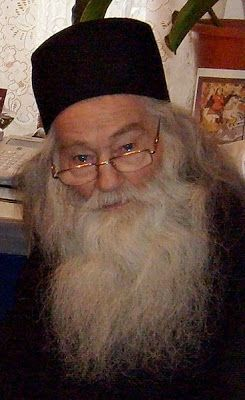 """""""The burdens that God puts on our shoulders, if they are carried with wisdom, in time, they can clean and sanctify our souls. Facing difficulties, the person then stops complicating things with nonsense and runs through the barriers of time."""" Elder Justin Parvu"""
