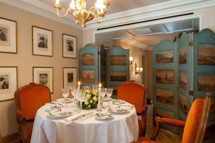 Salon Privé  #restaurantdupalaisroyal #philichronopoulos #palaisroyal #evokhotelscollection